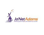 Ja'Net Adams  Logo - Entry #23