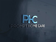 Prompt Home Care Logo - Entry #163