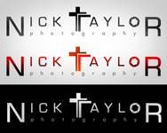 Nick Taylor Photography Logo - Entry #139