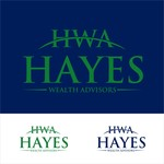 Hayes Wealth Advisors Logo - Entry #153