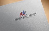 Installation Nation Logo - Entry #128