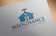 MAIN2NANCE BUILDING SERVICES Logo - Entry #13