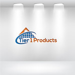 Tier 1 Products Logo - Entry #327