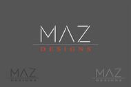 Maz Designs Logo - Entry #278