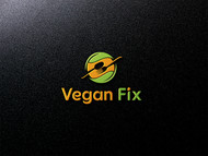 Vegan Fix Logo - Entry #90