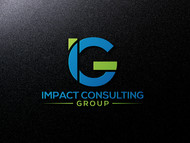 Impact Consulting Group Logo - Entry #325