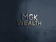 MGK Wealth Logo - Entry #344