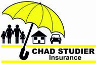 Chad Studier Insurance Logo - Entry #166