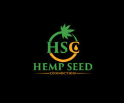 Hemp Seed Connection (HSC) Logo - Entry #62