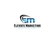 Elevate Marketing Logo - Entry #105