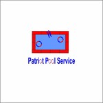 Patriot Pool Service Logo - Entry #153