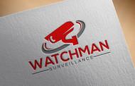 Watchman Surveillance Logo - Entry #242