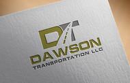 Dawson Transportation LLC. Logo - Entry #215