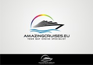 amazingcruises.eu Logo - Entry #118