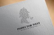 Inspector West Logo - Entry #38