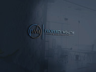 Property Wealth Management Logo - Entry #15