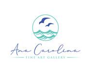 Ana Carolina Fine Art Gallery Logo - Entry #32