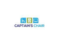 Captain's Chair Logo - Entry #118