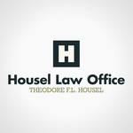 Housel Law Offices  : Theodore F.L. Housel Logo - Entry #66