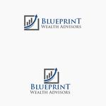Blueprint Wealth Advisors Logo - Entry #60