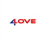 Four love Logo - Entry #129