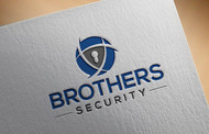 Brothers Security Logo - Entry #85