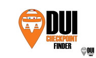 DUI Checkpoint Finder Logo - Entry #31