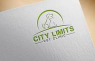 City Limits Vet Clinic Logo - Entry #209