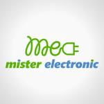 Mister Electronic Logo - Entry #59