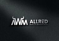 ALLRED WEALTH MANAGEMENT Logo - Entry #922
