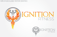 Ignition Fitness Logo - Entry #9