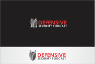 Defensive Security Podcast Logo - Entry #34