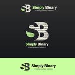 Simply Binary Logo - Entry #169