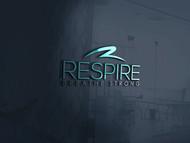 Respire Logo - Entry #10
