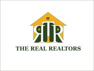 The Real Realtors Logo - Entry #134