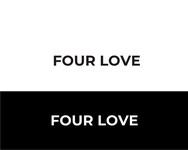 Four love Logo - Entry #246