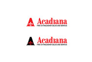 Acadiana Fire Extinguisher Sales and Service Logo - Entry #70