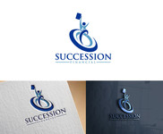 Succession Financial Logo - Entry #328