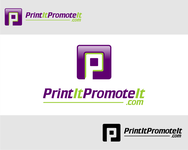 PrintItPromoteIt.com Logo - Entry #221