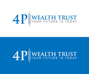 4P Wealth Trust Logo - Entry #246