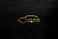 Hard drive garage Logo - Entry #319
