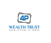 4P Wealth Trust Logo - Entry #373