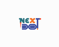 Next Dot Logo - Entry #215