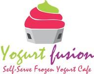 Self-Serve Frozen Yogurt Logo - Entry #27