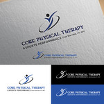 Core Physical Therapy and Sports Performance Logo - Entry #153