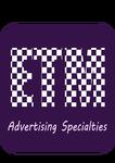ETM Advertising Specialties Logo - Entry #169