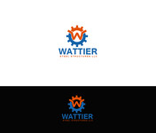 Wattier Steel Structures LLC. Logo - Entry #37