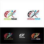At Home Rehab Logo - Entry #98