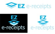 ez e-receipts Logo - Entry #97
