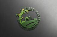 Green Wave Wealth Management Logo - Entry #281